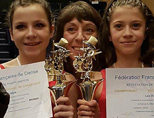 Concours danse élèves Luçon