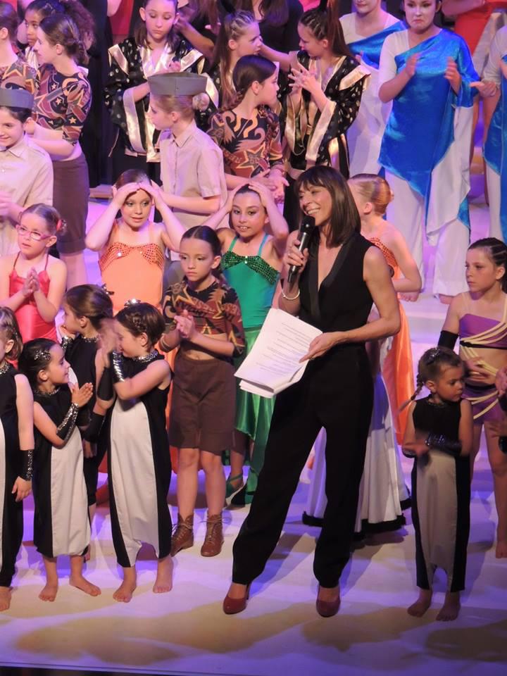 Ecole de danse à Lucon