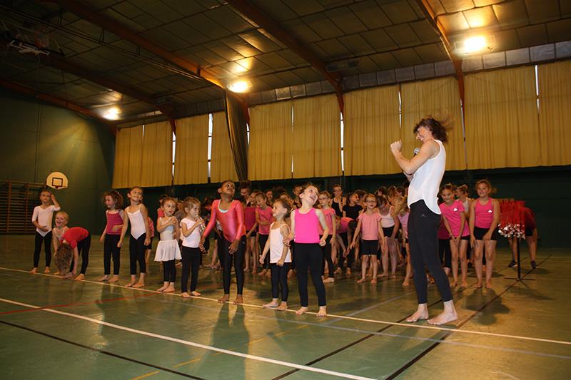 Remise des médailles Atelier danse Luçon 2018