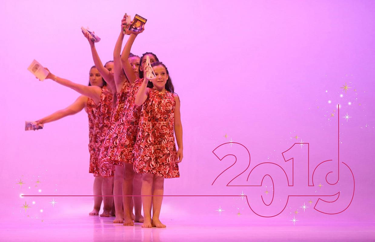 Voeux 2019 Atelier Danse Luçon
